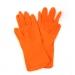 перчатки резиновые VETTA PREMIUM оранж.S