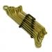 ЕРМАК Набор ключей накидн  8пр. пласт, желт. 8-22