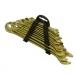 ЕРМАК Набор ключей комбинир 12пр пласт, желт. 6-22