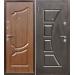 дверь Царское зеркало Венге 860 прав  МАКСИ