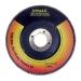 ЕРМАК Диск лепестковый торцевой 22х125 Р 60