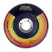 ЕРМАК Диск лепестковый торцевой 22х115 Р 40