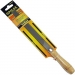 ЕРМАК Напильник плоский 150 мм деревян. ручка