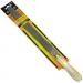 ЕРМАК Напильник плоский 250 мм деревян. ручка