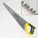 ЕРМАК Ножовка по дереву 1А 500мм зуб 8мм. заточ.