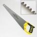 ЕРМАК Ножовка по дереву 1В 500мм зуб 5 мм заточ.