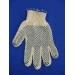 перчатки 5ти нитка белые ПВХ
