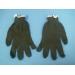 перчатки 5ти нитка черные