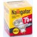 лампа Навигатор JCDR 230V 75W G5,3