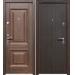 Образец Дверь  2050*860 лев шагрень Дуб антик