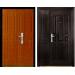 Двер.полотно Сицилия 04  2000*600 Венге